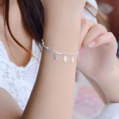 Chiết Khấu Sản Phẩm Lắc Tay Nữ Trang Sức Bạc Sodoha Bracelet Jcs 925T La
