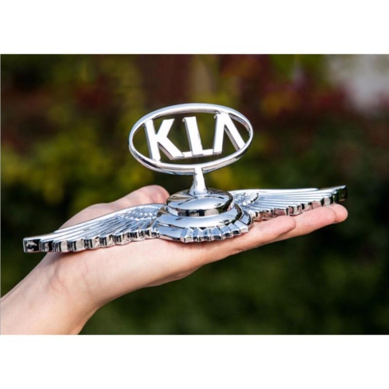 Logo kim loại 3D cao cấp gắn capo ô tô LO01