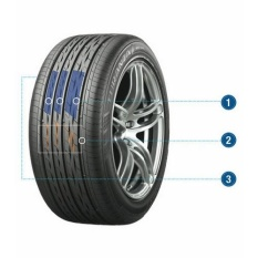 Lốp xe Bridgestone TURANZA GR100 205/65 R16 - Miễn phí lắp đặt Nhật Bản