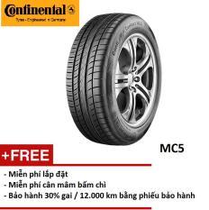 Lốp xe Continental MaxContact MC5 245/40R18 - Miễn phí lắp đặt Nhật Bản