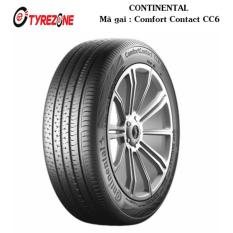 Lốp xe ô tô CONTINENTAL CC6 205/65R15 - Miễn phí lắp đặt