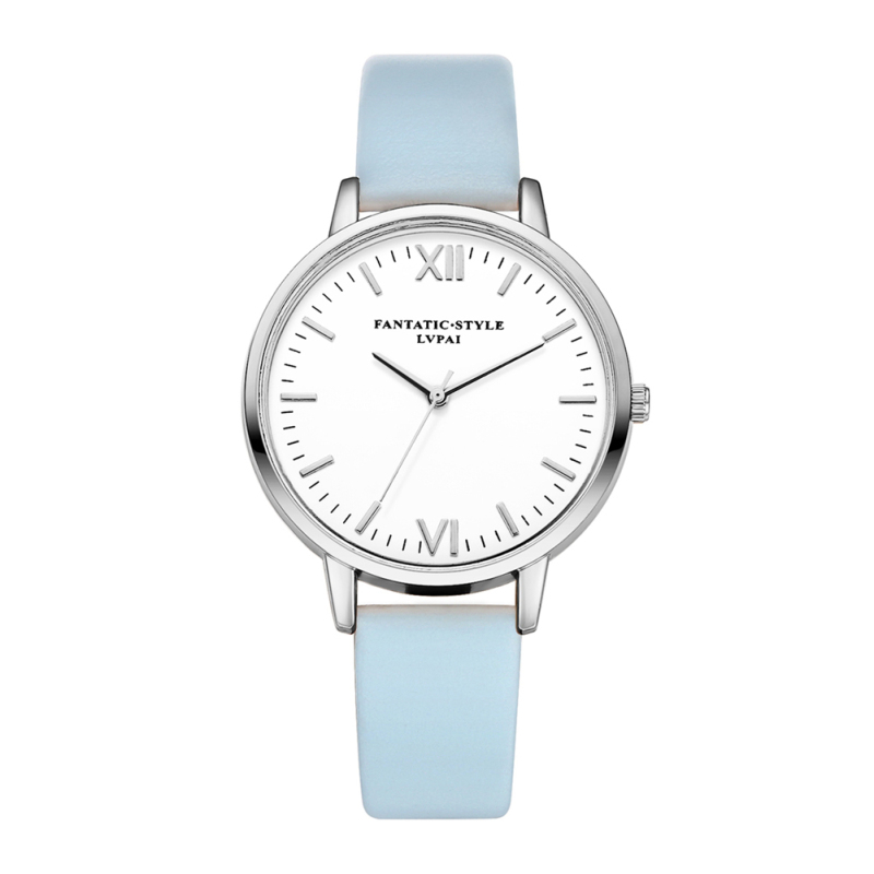 Nơi bán vpai Womenenuxury Braceset Watcheather Quartz Dre Watch