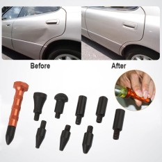 Maiyuesi 9 cái Làm Phẳng Bút Xe Ô Tô Tự Động Cơ Thể Bảng Dent CHDCND Paintless Sửa Chữa Công Cụ Xóa-quốc tế