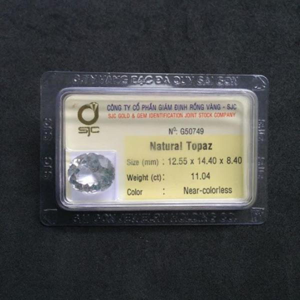 [HCM]Mặt đá TOPAZ thiên nhiên-G50749