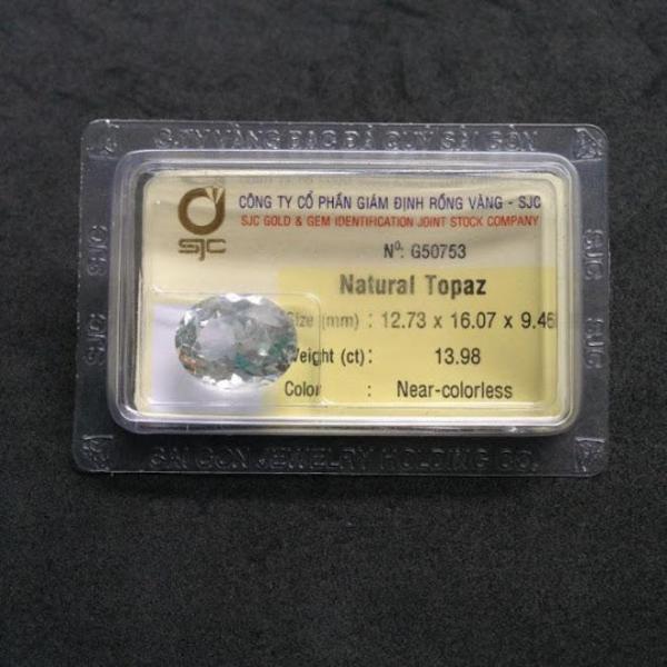 [HCM]Mặt đá TOPAZ thiên nhiên-G50753