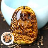 Mặt Day Chuyền Phật Bản Mệnh Phổ Hiền Bồ Tat Mắt Hổ Vang Nhi Vietnam