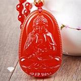 Mặt Day Chuyền Phật Bản Phật A Di Đa Đa Ma Nao Đỏ Phong Thủy Bảo Tin Hà Nội Chiết Khấu 50