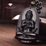 Giá Bán Mặt Day Chuyền Phật Như Lai Đại Nhật Obsidian Phong Thủy Bảo Tin Đen Trong Hà Nội