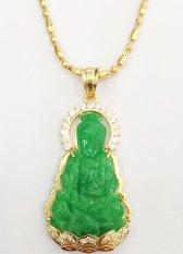 Bán Mặt Day Chuyền Phật Quang Am Mạ Vang 18K Mcd080 Trang Sức Bạc Tài Như Rẻ