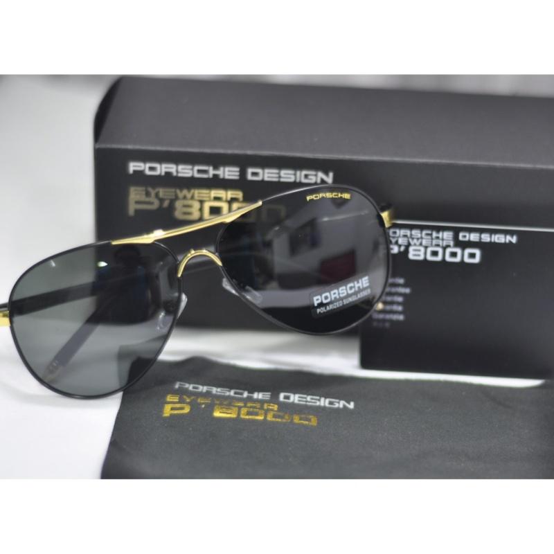 Giá bán Mắt kính Nam Kiểu Dáng Porsche P8000 Full Box
