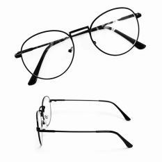 Mắt kính ngố gọng cận Nobita 901 (đen)