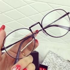 Hình ảnh Mắt kính ngố gọng cận Nobita thời trang nam nữ (đen)