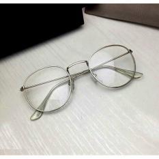 Hình ảnh Mắt kính ngố gọng cận Nobita thời trang (Trắng)