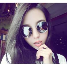 Mắt kính phẳng nữ cao cấp AORON (bạc)
