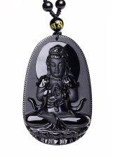 Bán Mặt Mặt Ngọc Obsidian Phật Như Lai Ali Chien Chien Shop