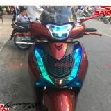 Giá Bán Mặt Nạ Xe Sh125 Sh150 Sh Việt Nam Đời 2017 2018 Mau Xanh Reu Honda Hồ Chí Minh