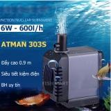 Mua May Bơm Hồ Ca Cao Cấp Atman At 303S 6W 600L H Cong Suất Mạnh Sử Dụng Cực Bền Bảo Hanh Uy Tin Bởi Fish Mart Mới Nhất