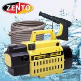 Ôn Tập Trên May Bơm Xịt Rửa Xe Ap Lực Cao Zento Zn S3 1800W