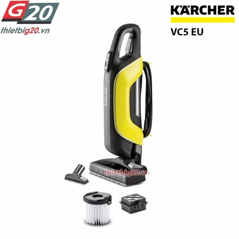 Máy hút bụi cầm tay Karcher VC5 EU