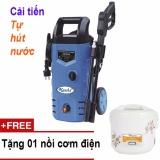 Mua May Rửa Xe Ap Lực Tự Hut Nước Kachi Tặng Nồi Cơm Điện Rẻ Trong Việt Nam