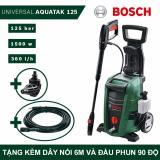 Mua May Rửa Xe Cao Ap Bosch Universal Aquatak 125 Danh Cho O To Tặng Kem Day Nối 6M Va Đầu Phun 90 Độ Mới
