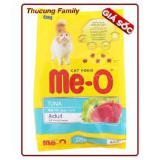 Me-O Thức ăn Hạt Cho Mèo Trưởng Thành Vị Cá Ngừ - 7kg. Đang Ưu Đãi Cực Đã