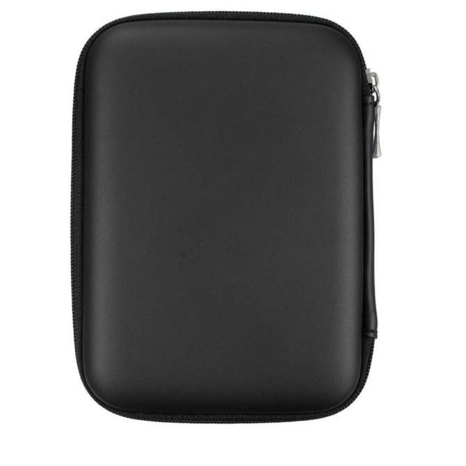 Microrange Hard Drive Bag Carry Case for Seagate Expansion and Backup WD Elements and My Passport