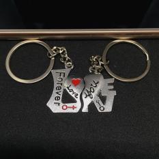 Móc chìa khóa đôi tphcm - Moc khoa cap I Love You MK37 - móc khóa quảng cáo giá rẻ giá rẻ - Mua sắm Online dễ dàng tại Lazada