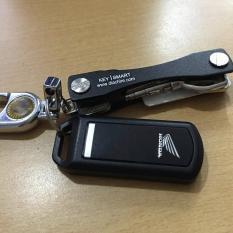 Móc chìa khóa thông minh Key Smart Độc quyền Diachire - Bảo hành 3 tháng (Đen)