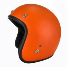 Hình ảnh Mũ bảo hiểm 3/4 đầu chuyên phượt (Nhiều màu)