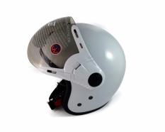 Mã Khuyến Mại Mũ Bảo Hiểm Co Kinh Grs A368K Trắng Rẻ