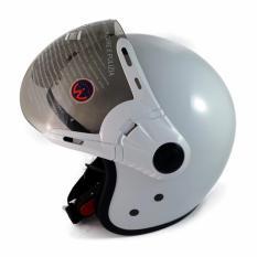 Bán Mũ Bảo Hiểm Co Kinh Grs A368K Trắng Grs Rẻ