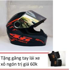 Mua Mũ Bảo Hiểm Full Face Agu Tem 46 Đỏ Kinh Gương Găng Tay Lai Xe Xỏ Ngon Rẻ Trong Vietnam
