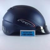 Mũ Bảo Hiểm Grs A102 Xanh Nham Line Đen Grs Chiết Khấu 30