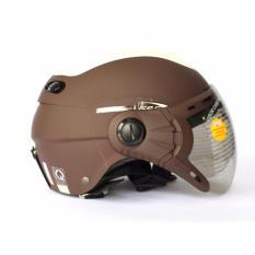 Ôn Tập Mũ Bảo Hiểm Grs A102N Nau Mới Nhất