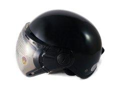 Cửa Hàng Mũ Bảo Hiểm Grs A33K Đen Trong Hà Nội