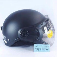 Bán Mua Mũ Bảo Hiểm Grs A33 Kinh Đen Nham Hưng Yên