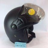 Ôn Tập Mũ Bảo Hiểm Grs A368K Đen Nham Grs