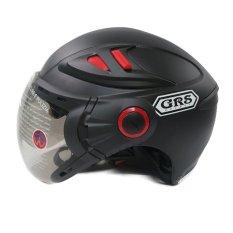 Mua Mũ Bảo Hiểm Grs A966K Đen Nham Trực Tuyến
