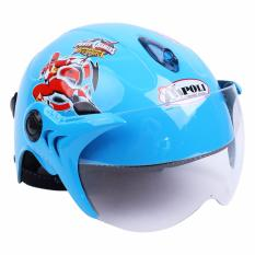 Giá bán Mũ bảo hiểm trẻ em Napoli 5 anh em siêu nhân N02 XD - Bảo hành 12 tháng