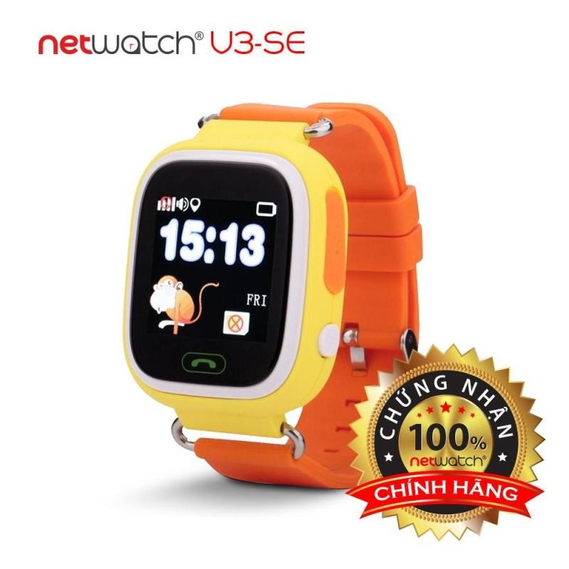 Nơi bán NetWatch® V3-SE Cam | Đồng hồ định vị CHÍNH HÃNG | Màn hình cảm ứng
