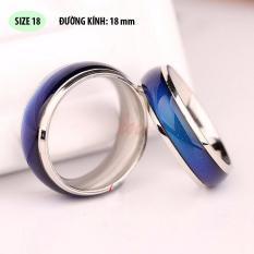 Hình ảnh Nhẫn đổi màu mood ring X45