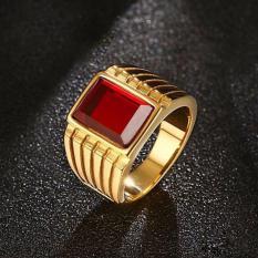 Mua Nhẫn Nam Thai Tử Titan 18K Bảo Tin