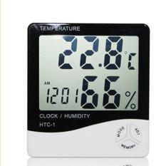 Nhiệt kế điện tử đo độ ẩm và nhiệt độ HTC-1 ,thiết bị phụ kiện oto,xe máy