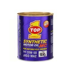 Bán Nhớt Dung Cho Xe Số Top 1 Mc Synthetic Motor Oil 20W50 1L Top 1 Rẻ