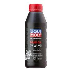 Chiết Khấu Nhớt Hộp Số Liqui Moly Motorbike Gear Oil 75W 90 1516 500Ml Liqui Moly