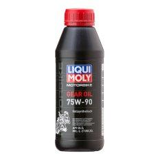 Giá Bán Nhớt Hộp Số Liqui Moly Motorbike Gear Oil 75W 90 1516 500Ml Mới Nhất
