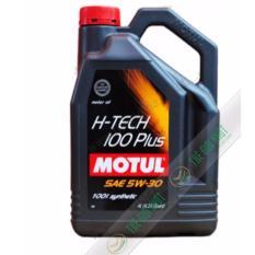 Giá Bán Nhớt Tổng Hợp O To Motul H Tech 100 Plus 5W30 4L Sn Nguyên Motul
