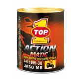 Ôn Tập Nhớt Top 1 Action Matic 10W30 8L Danh Cho Xe Ga Xe Số