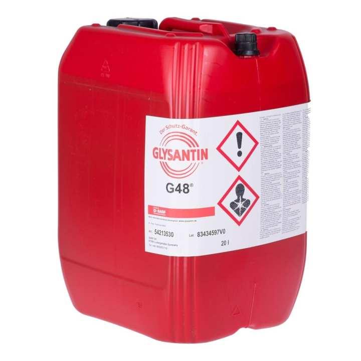 Nước làm mát động cơ BASF Glysantin G48 - can 20L